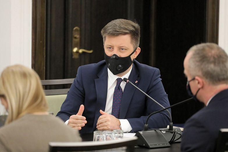 """Michał Dworczyk zaapelował do """"Gazety Wyborczej"""". Mocna odpowiedź!"""