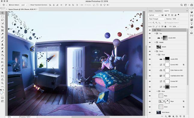 Photoshop CC na Macu
