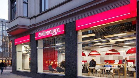 Bank Millennium ostrzega: oszuści podszywają się pod pracowników infolinii
