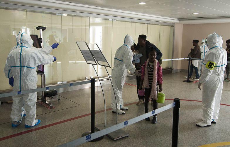 Ebola zaatakuje świat?! Obawiają się wirusa