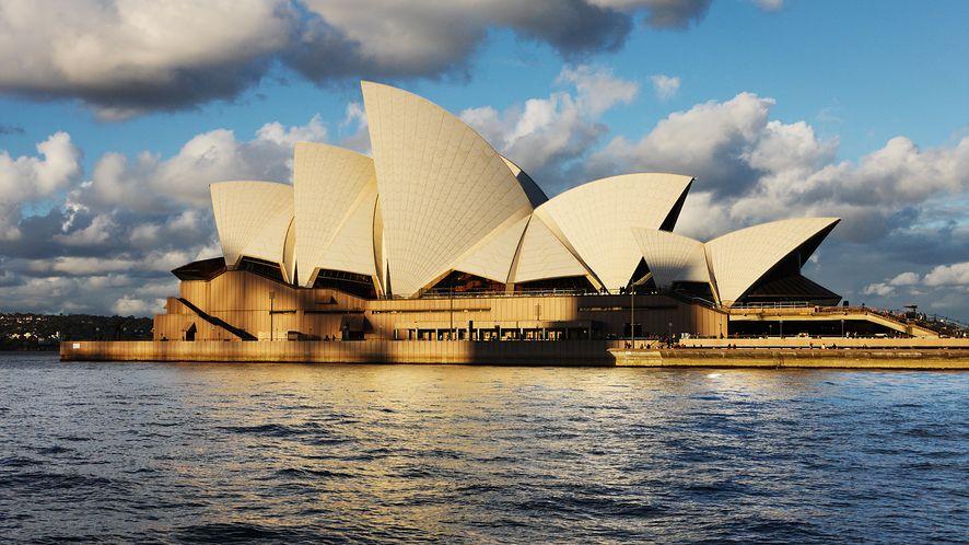 Opera w Sydney z depositphotos