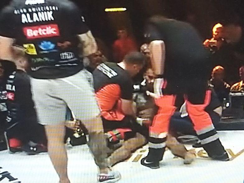 Tańcula na SORze po Fame MMA 10. Nowe informacje o stanie zdrowia