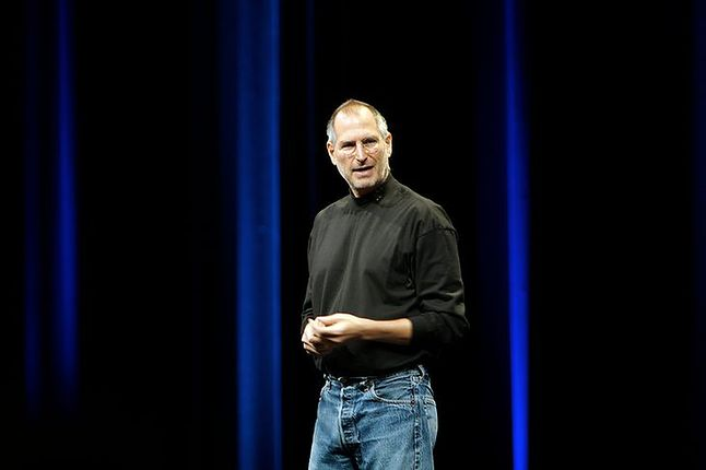 Steve Jobs był upartym człowiekiem (fot. Acaben, via Komórkomania)