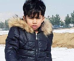 Nie żyje 5-latek z Afganistanu. Kilka dni temu go ewakuowano