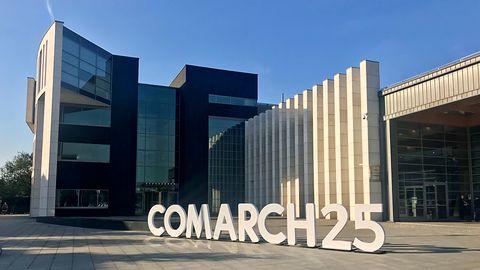 Comarch świętuje 25 lat istnienia na rynku. Firma z Krakowa jest dziś obecna na całym świecie