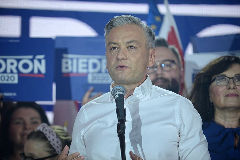 Wybory 2020. Zaskakujące wyniki w Słupsku. Robert Biedroń może czuć rozczarowanie