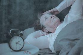 Skąd się bierze bezsenność w podeszłym wieku?