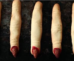 Palce... lizać! Przepis na przerażają ciasteczka na Halloween