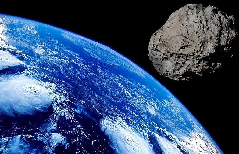 Koniec świata? W kierunku Ziemi leci niebezpieczny gigant