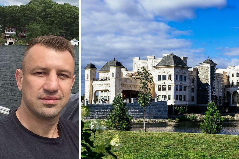 Tomasz Adamek zaliczył sporą wpadkę przed weselem córki