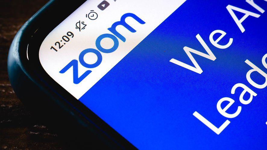Dane użytkowników Zooma trafiły w ręce chińskich służb /fot. GettyImages