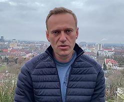 Nawalny boi się o swoje życie w więzieniu