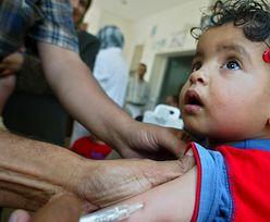 WHO: Nawet 80 milionów dzieci może być zagrożonych powrotem wyeliminowanych chorób