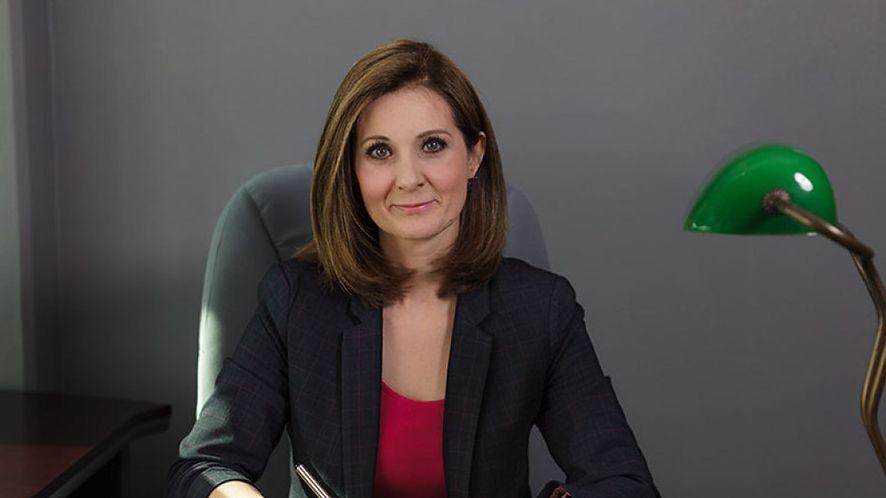 Dr Edyta Bielak-Jomaa. Źródło: Materiały prasowe UODO