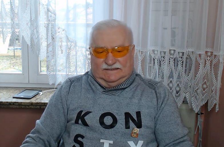 """""""Orędzie"""" Wałęsy na Facebooku. Duda na celowniku"""