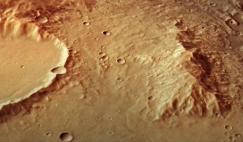 Naukowcy z The Open University twierdzą, że znaleźli dowody na obecność życia na Marsie