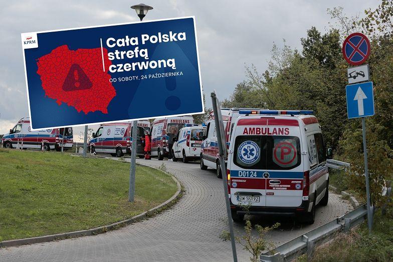 Czerwona strefa w całej Polsce. Czego dokładnie nie wolno? Przypominamy