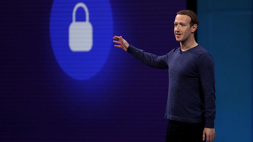 Facebook z własnym smartwatchem? Zaskakujące doniesienia zza oceanu (Fot: Justin Sullivan / Staff / Getty Images)