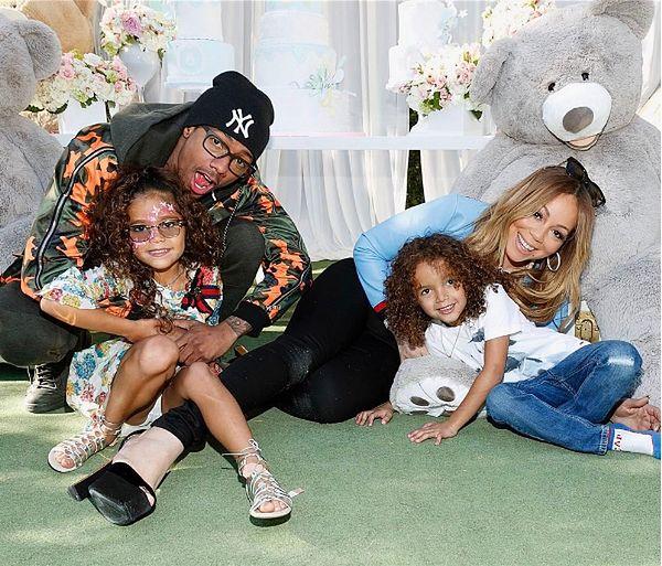 Z bliźniaków jest też dumna Mariah Carey