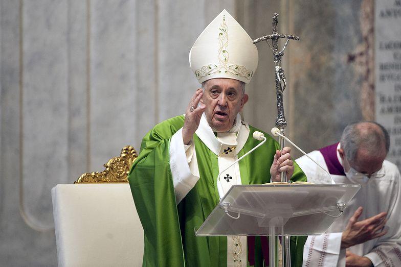 Marzysz już o wakacjach? Papież ma swoje zdanie na ten temat
