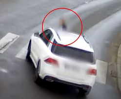 18-latek wchodzi na pasy. Kierowca nie zwalnia. Szokujące nagranie z Łukowa