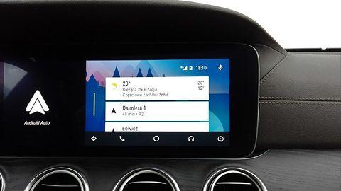 Z Androida Auto można już korzystać bez przewodów, wkrótce większa dostępność