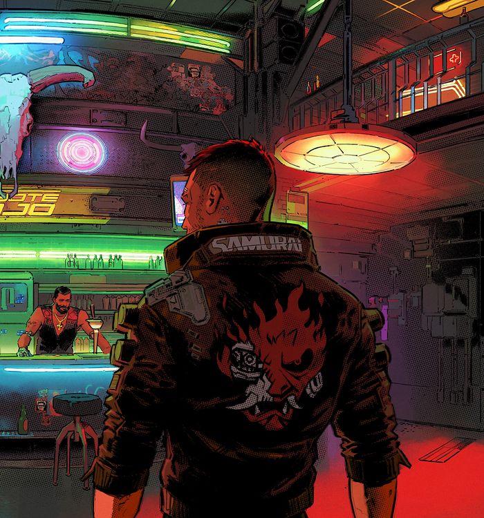 Paweł Sasko o Cyberpunku 2077