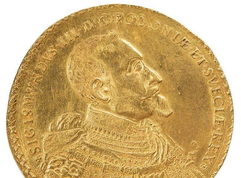 Najdroższa moneta w Polsce trafi pod młotek. Warta zawrotną sumę