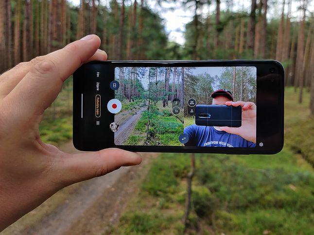 Podział foto / wideo