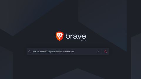 Brave Search będzie od teraz domyślną wyszukiwarką w Brave Browser