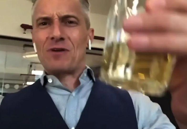 Kandydat na burmistrza Londynu zrobił coś obrzydliwego. Wideo opublikował w sieci