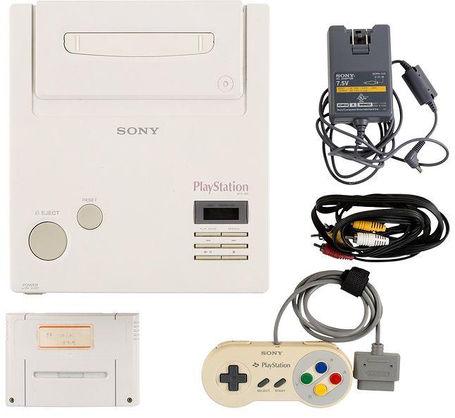 To jedyny prototyp niewydanej konsoli Nintendo PlayStation, Nintendo PlayStation może okazać się najdroższym gadżetem sprzedanym na aukcji w historii, fot. Heritage Auctions