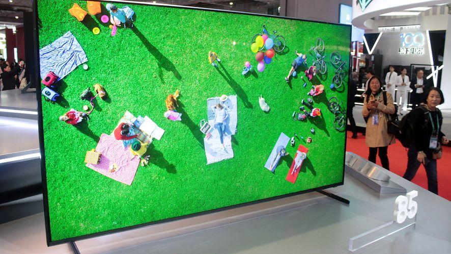 Apple TV trafia do telewizorów Samsunga (Getty Images)