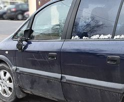 Kierowcy nie wierzyli własnym oczom. Wszystko nagrał monitoring
