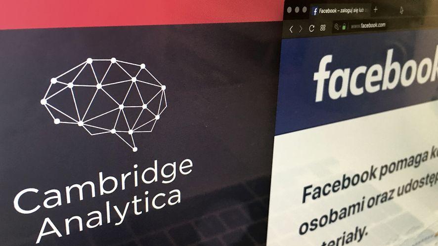 Bankructwo Cambridge Analytica to wina złej prasy, a nie braku etyki na Facebooku