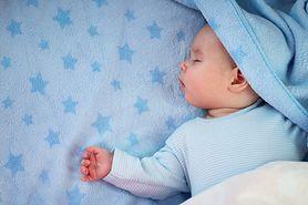 Koszmary senne u niemowląt