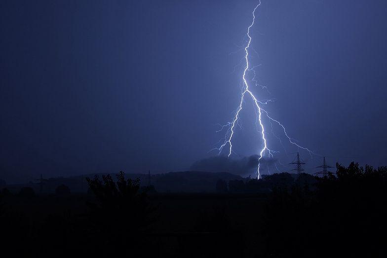 Gdzie jest burza? IMGW wydało w poniedziałek ostrzeżenie dla 5 województw