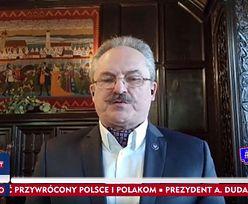 Jakubiak zaperzył się w TVP. Dostało się Trzaskowskiemu i... Niemcom