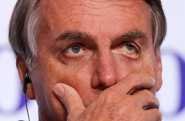 Prezydent Brazylii Jair Bolsonaro zakażony koronawirusem