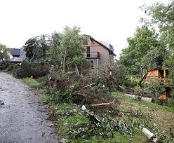 Ulewy, silny wiatr i gwałtowne burze z gradem. IMGW ostrzega