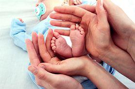 Rozwój dziecka do 12 miesiąca
