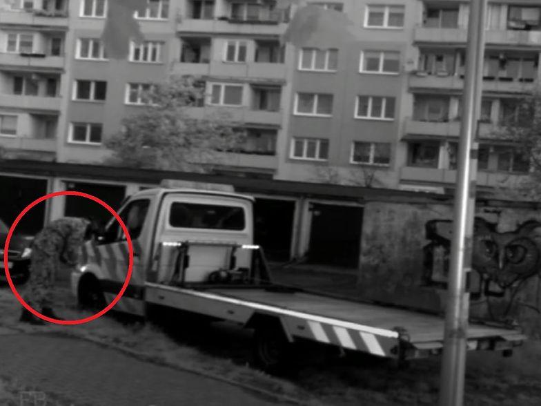 Gorzów Wielkopolski. Poszukiwany podpalacz. Wysoka nagroda