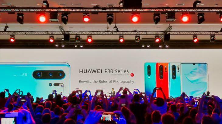 Huawei P30 Pro - premiera