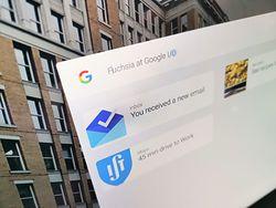 Google o systemie Fuchsia: to nie jest zamiennik Androida