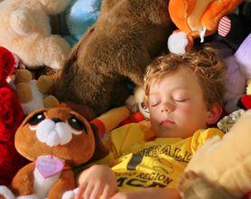 Naucz dziecko spać we własnym łóżku!