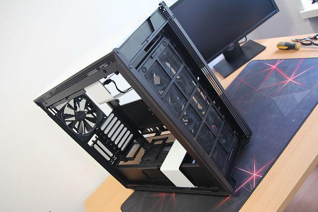 Poprawki względem H710 są minimalne, m.in. dodano port USB-C i zmieniono montaż szklanego panelu.