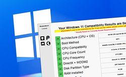 WhyNotWin11: sprawdź, czy zainstalujesz Windows11, a jeśli nie - dlaczego