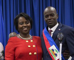 Prezydent Haiti zamordowany. Wdowa przerywa milczenie
