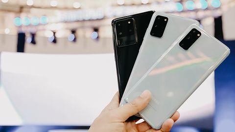 Samsung Galaxy S20 sprzedaje się znacznie poniżej oczekiwań. Tak paraliżuje epidemia