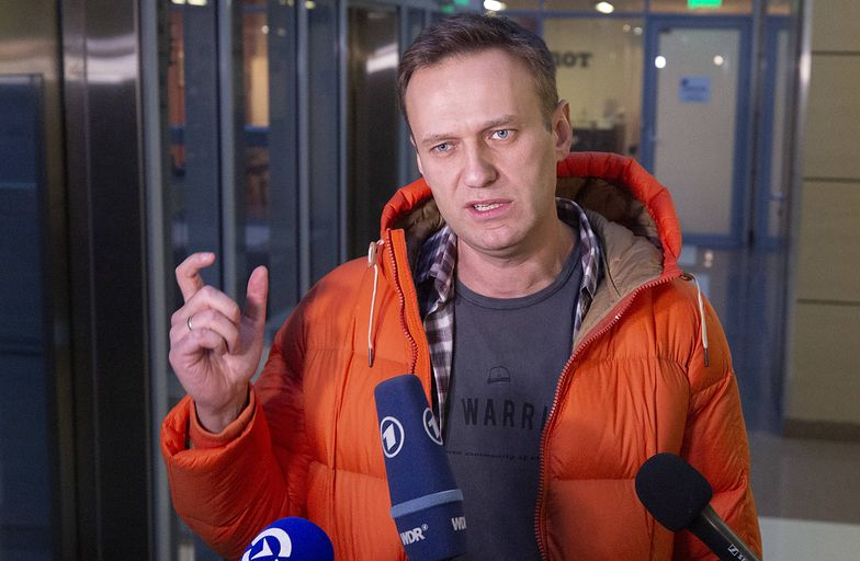 Nawalny wraca do Rosji. Dużo ryzykuje